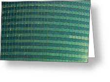333 W Wacker Building Chicago Greeting Card