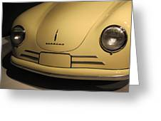 356 Gmund Coupe Greeting Card