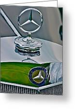 37 Benz Greeting Card