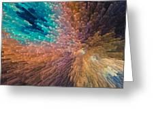 3d Art Greeting Card