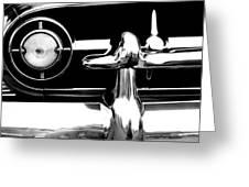 1953 Chevrolet Bel Air Greeting Card