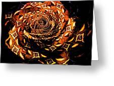 4 4 Echo Rose Greeting Card