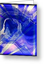 Abstract 36 Greeting Card