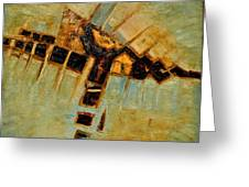 Abstract-5 Greeting Card