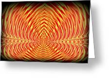 Abstract 98 Greeting Card