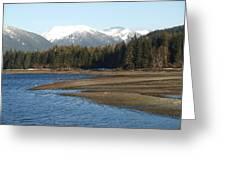 Alaskan Beauty Greeting Card