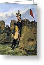 Alexander Hamilton Greeting Card by Granger