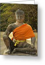 Angkor Thom Greeting Card