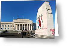 Anzac Day 2014 Auckland Greeting Card
