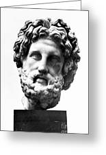 Asklepios Greeting Card