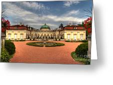Buchlovice Castle Greeting Card