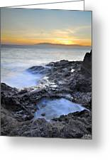 Cabo De Gata Greeting Card