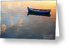 Calmness Greeting Card