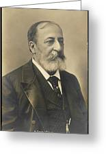 Charles-camille Saint-saens, French Greeting Card
