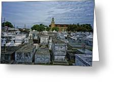 City Of The Dead - New Orleans Greeting Card