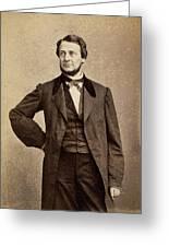 Clement Vallandigham (1820-1871) Greeting Card