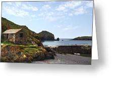 Cornwall - Mullion Cove Greeting Card
