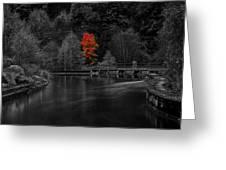 Eidsvoll In Norway Greeting Card