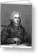 Francis Asbury (1745-1816) Greeting Card