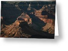 Grand Canyon Greeting Card by Cindy Rubin