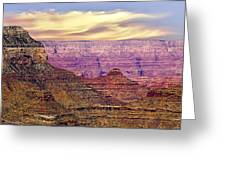 Grand Canyon National Park South Rim Greeting Card
