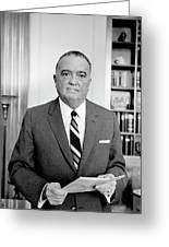 John Edgar Hoover (1895-1972) Greeting Card