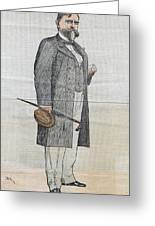 Lew Wallace (1827-1905) Greeting Card
