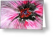 Mannflowers Greeting Card