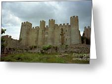 Obidos Greeting Card