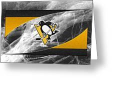 Pittsburgh Penguins Greeting Card