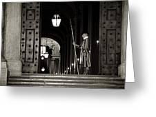 Rome 2010 Greeting Card