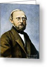 Rudolf Virchow (1821-1902) Greeting Card