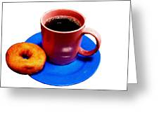 Saturday Morning Breakfast Greeting Card