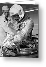 Scott Carpenter Greeting Card