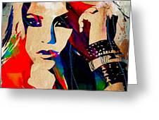 Shakira Collection Greeting Card