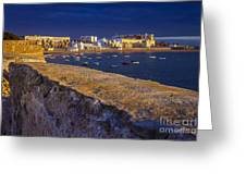 Spa Of Our Lady Of The Palm Cadiz Spain Greeting Card
