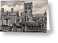 The Cathedral Of St John The Baptist Greeting Card