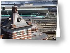 Tokyo Station Greeting Card