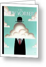 New Yorker May 14th, 2012 Greeting Card