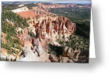 Utah Bryce Canyon Greeting Card