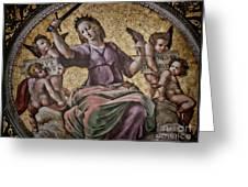 Vatican Art Greeting Card