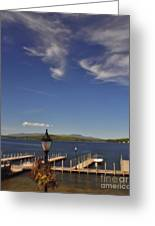 Weirs Beach Greeting Card