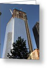 4 Wtc Greeting Card