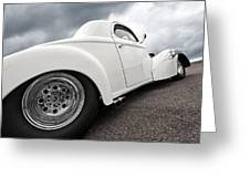 41 Willys Coupe Greeting Card