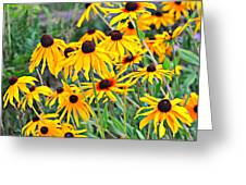 4115 Greeting Card by Marty Koch