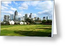 Atlanta Ga. Greeting Card