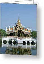 Thailand, Bangkok Greeting Card
