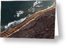 Aerial Photo Greeting Card