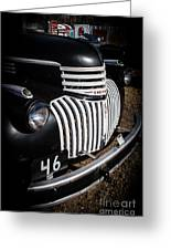 '46 Chevy Greeting Card