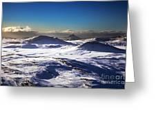 Aerial Photo Greeting Card